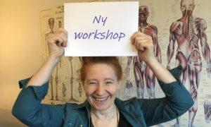 Workshop: Frie følelser - Fri krop